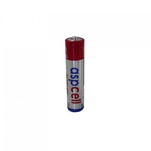 ASPCell Silindirik Tip Alkali Manganez Pil (LR03)