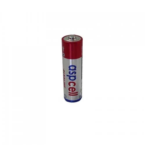 ASPCell Silindirik Tip Alkali Manganez Pil (LR06)