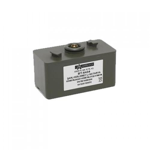 BT-6434 Lityum Batarya Bloğu