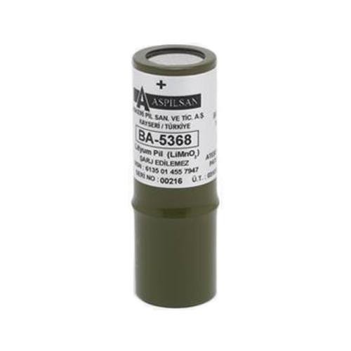 BA - 5368U Li - MnO2 Pil Bloğu